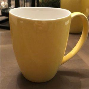 Kate Spade summer circle mug